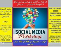 Social Media Marketing Outdoor Executives