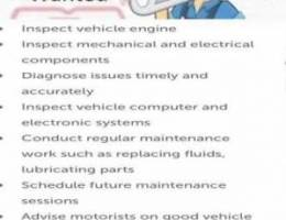 we are hiring (mechanic wanted)