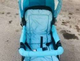 baby stroller new in condition
