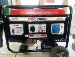 6.5kv generator forsale