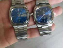 Omega royal blue and sonic blue