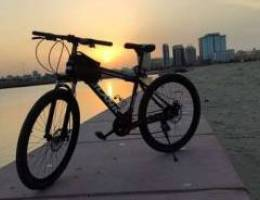 دراجة نظيفة للبيع
