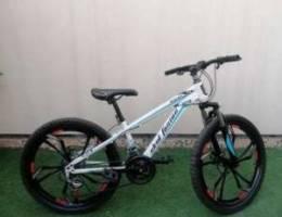 دراجه رياضيه الحجم 24