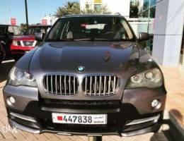 BMW X5 V8 2007 Full Option