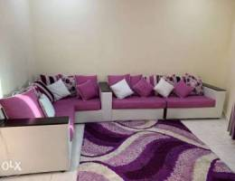 High quality Sofa 8 seaters, with Carpet, ...