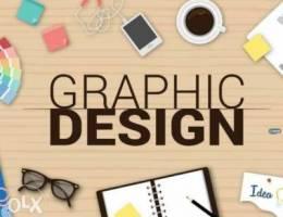 مصمم جرافيك و تسويق الكتروني Graphic Desig...