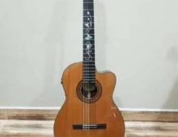 AYERS hand crafted Classical Electric cuta...
