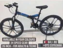Alloy Wheels - All purpose MTB Bikes - New...