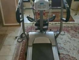 100bd heavy duty treadmill 3 in 1