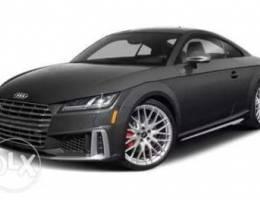 Wanted Audi TT 2016-2018