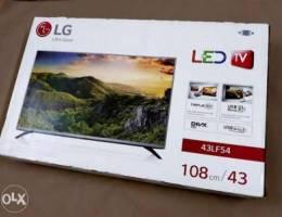 تليفزيون LG LED ٤٣بوصة بحالة ممتازة استخدا...