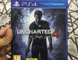 Uncharted 4 for sale or exchange.