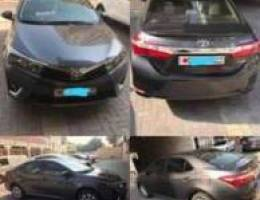 Corolla for sale in excellent condition