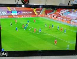 "SHARP TV. 32"". Full HD. Non-negotiable"