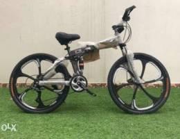"New stocks band new 26"" aluminium bicycles"