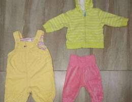 Baby clothes 0-3 months (h&m)