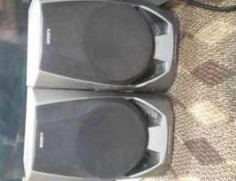 Sony 2 speaker