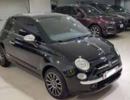 Fiat 500 Gucci 2012 (Black)
