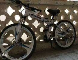 Land Rover Mountain Bike