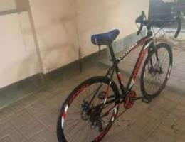 دراجة رياضية 45 دينار