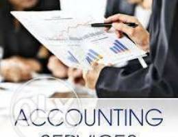 Accounting Services Helping With Tax Prepa...