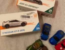 Hotwheels 2020-21 Cars !