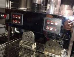 Coffee machine as in you 4 months used