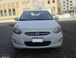 Hyundai Accent No Accident history