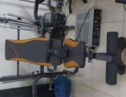 multiple use bench for sale only 3 or 4 ti...