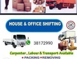 House shifting very low prices and profess...