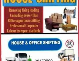 House shifting very low prices and good se...