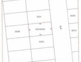للبيع أرض في بني جمرة المساحة 219.1 مترمرب...
