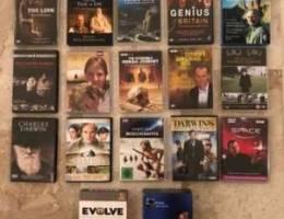 SALE CHEAP Original Science DVDs Documenta...