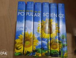 New book of popular science for sale