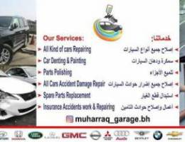 car repair & painting