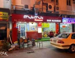restaurant in Gudaibiya for sale مطعم للبي...