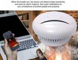 wireless smoke dedector