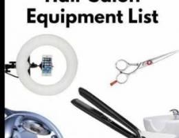 Salon Equipment & Products منتجات و أجهزه ...