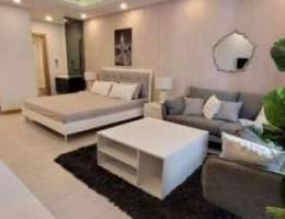 Luxury Studio Apartment with Balcony 260 B...