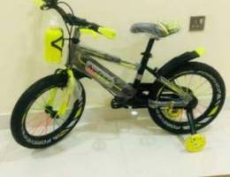 "Brand new cycle 16"" for kids with LED ligh..."