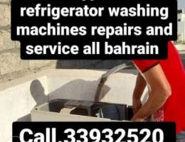 All types ac refrigerator washing machines...