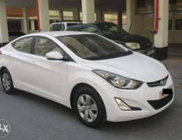 Hyundai Elantra!!!Model~~2015