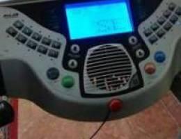 Treadmill needed 3.5 hp