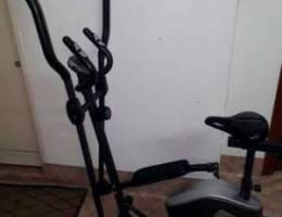 cross trainer 2in1