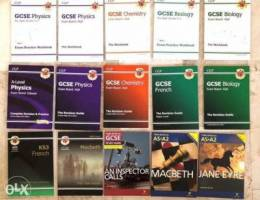 HALF PRICE GCSE/A Level Revision Guides an...