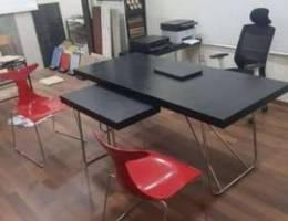 Office desk - bo concept furniture