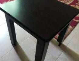 Wood Dining Table,Glass Coffee Table, Side...