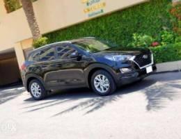 2019 Model Hyundai Tucson هيونداي توكسون