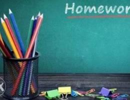 Homework Helper Grade 7-8