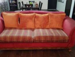 7 seater American sofa
